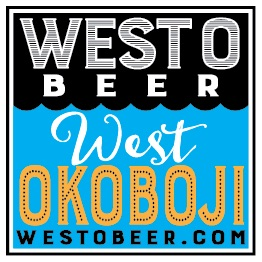 West O Beer - West Okoboji - Open Year Round